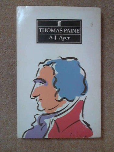 9780571154449: Thomas Paine