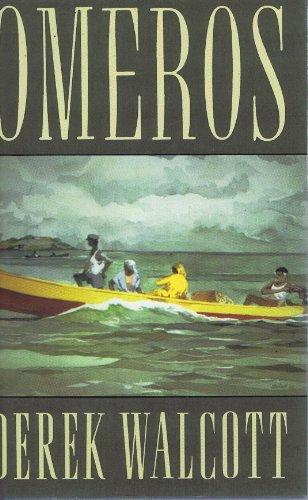 9780571160709: OMEROS: A Poem in Seven Books of Circular Narrative Design