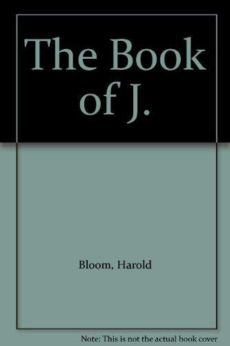 9780571161119: The Book of J.