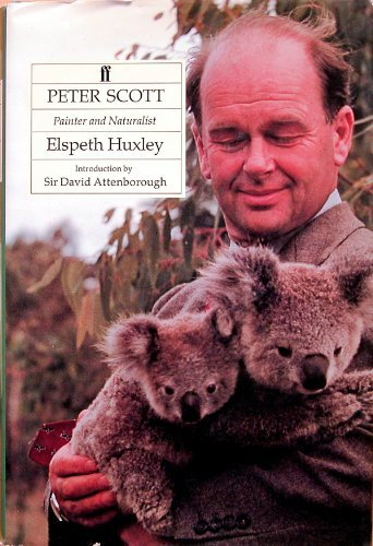 9780571161461: Peter Scott: Painter and Naturalist
