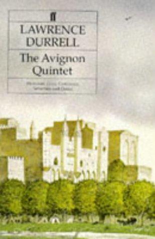 9780571163090: The Avignon Quintet: Monsieur, Livia, Constance, Sebastian and Quinx