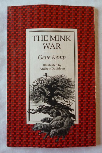 The Mink War (0571163122) by Gene Kemp