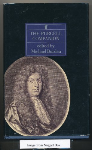The Purcell Companion: Edited by Michael
