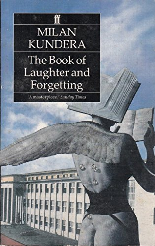 9780571163373: The Book of Laughter and Forgetting