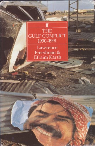 9780571164578: THE GULF CONFLICT 1990-1991.