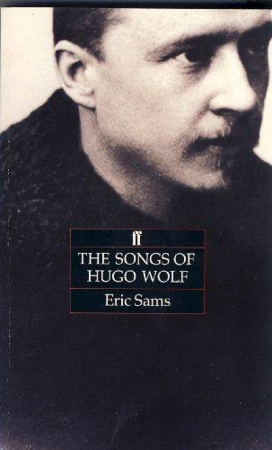 Songs of Hugo Wolf: Sams, Eric