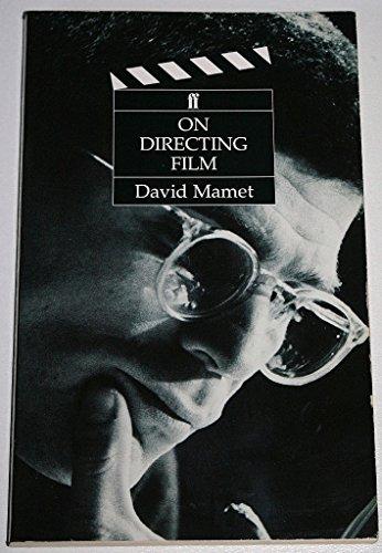9780571165490: On Directing Film