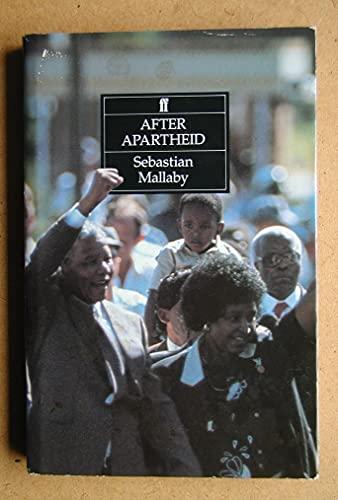 9780571165605: After Apartheid