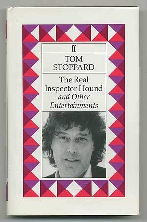 9780571165698: Real Inspector Hound & Other Enterta