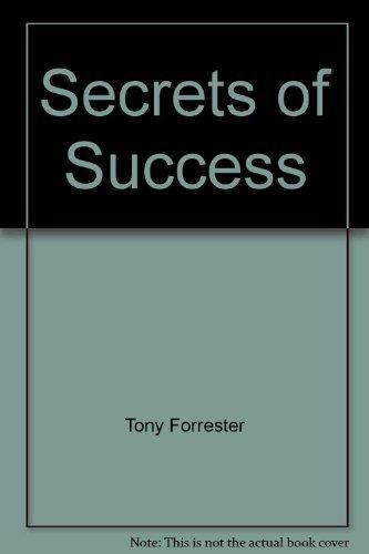 9780571165964: Secrets of Success (Faber bridge books)