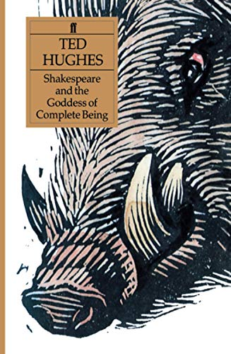 9780571166046: Shakespeare and the Goddess of Complete Being