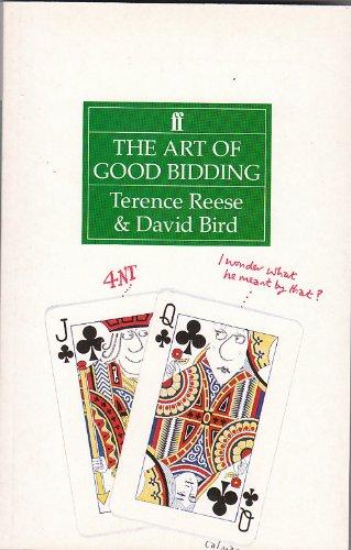 9780571167166: The Art of Good Bidding (Faber Bridge Books