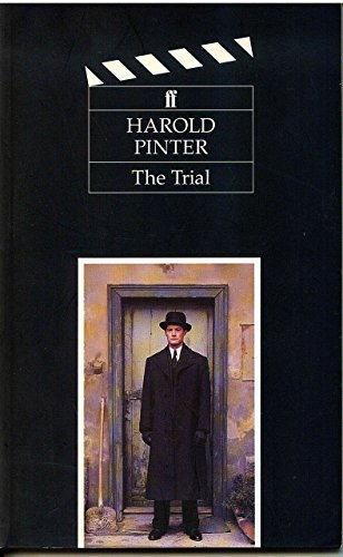 9780571168767: The Trial: Screenplay