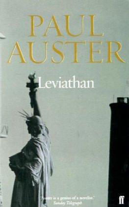 9780571169054: Leviathan
