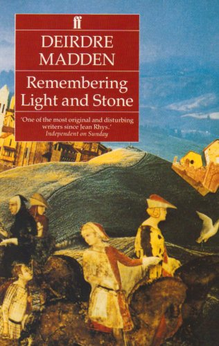 9780571169467: Remembering Light and Stone