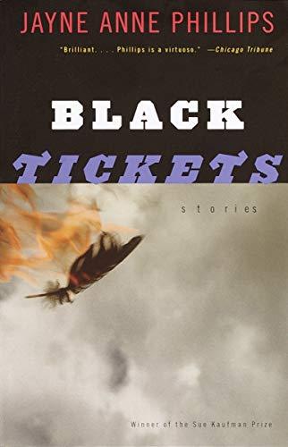 9780571169672: Black Tickets
