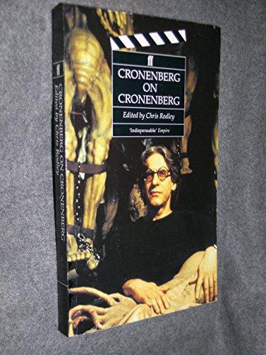 9780571169931: Cronenberg on Cronenberg