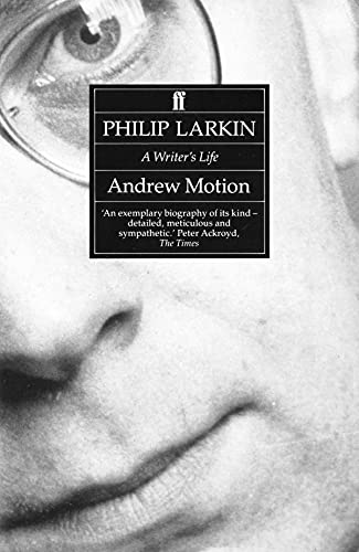 9780571170654: Philip Larkin: A Writer's Life