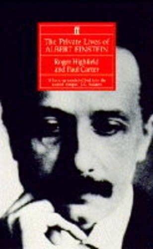 9780571171705: The Private Lives of Albert Einstein