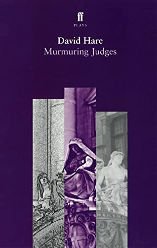 Murmuring Judges (0571172199) by David Hare