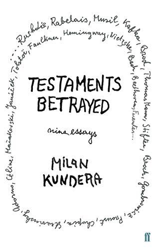 9780571173372: Testaments Betrayed