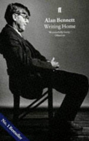 9780571173891: Writing home