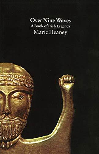 9780571175185: Over Nine Waves: Book of Irish Legends