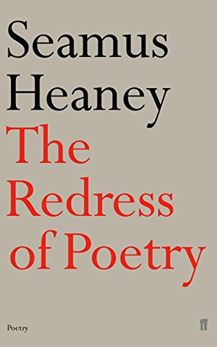 9780571175376: Redress of Poetry