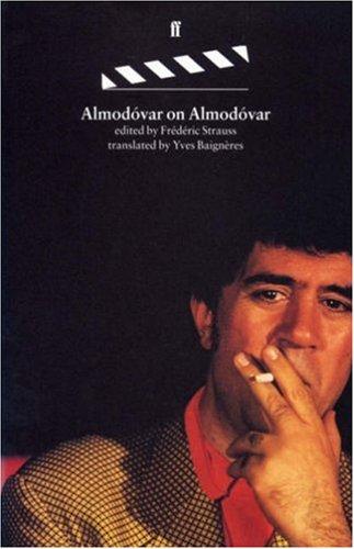 9780571175444: Almodovar on Almodovar