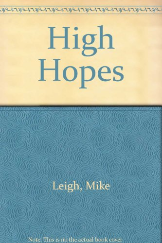High Hopes (0571175597) by Mike Leigh