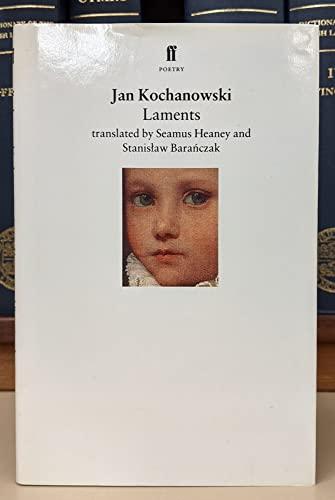 9780571175949: Laments
