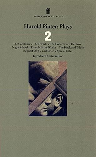 9780571177448: Harold Pinter Plays 2 (Faber Contemporary Classics)