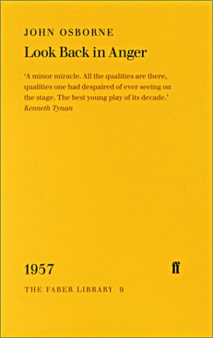 9780571177783: Look Back in Anger (Faber Library)