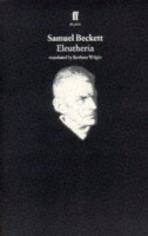 9780571178261: Eleutheria