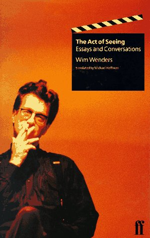 9780571178438: The Act of Seeing: Essays and Conversations