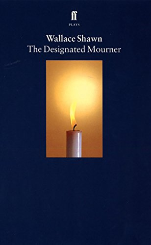9780571179114: The Designated Mourner