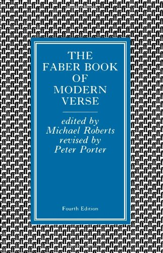 9780571180172: The Faber Book of Modern Verse