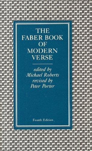 9780571180554: The Faber Book of Modern Verse