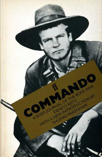 9780571180820: Commando: A Boer Journal of the Boer War