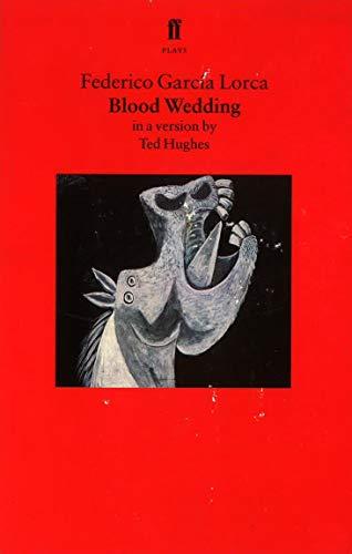 9780571190065: Blood Wedding