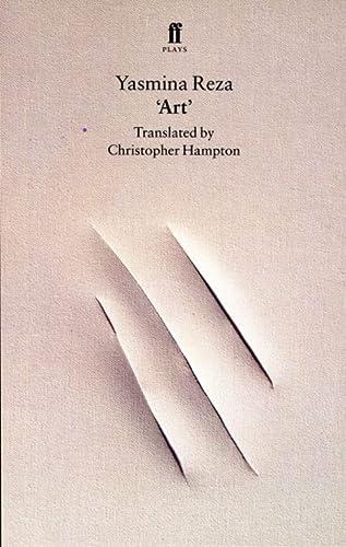 9780571190140: Art: A Play