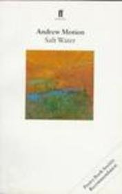 Salt Water (Ff Poetry) (0571190197) by Motion, Andrew