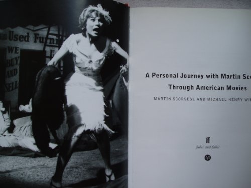 9780571192427: A Personal Journey Through American Movies