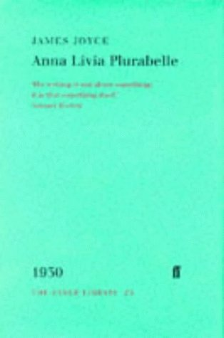 9780571192953: Anna Livia Plurabelle
