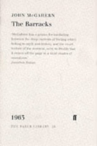 9780571192984: The Barracks (Faber Library)