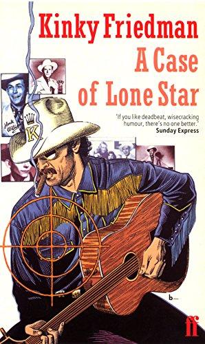 Case of Lone Star: Kinky Friedman