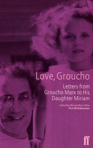 9780571194407: Love, Groucho