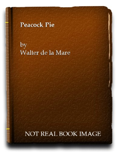 9780571194605: Peacock Pie (The Faber Library)