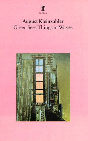 9780571195053: Green Sees Things in Waves (Faber Poetry)