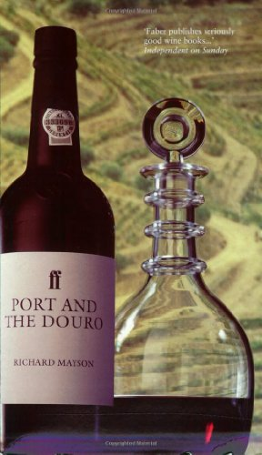 9780571195220: Port and the Douro (Faber Books on Wine)